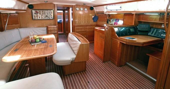 Boat rental Thassos Island cheap Bavaria 50 Cruiser
