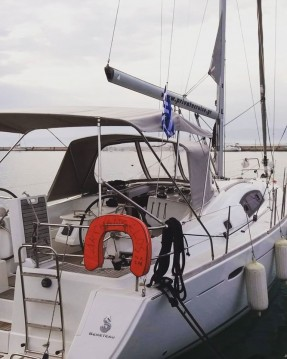 Hire Sailboat with or without skipper Bénéteau Thassos Island