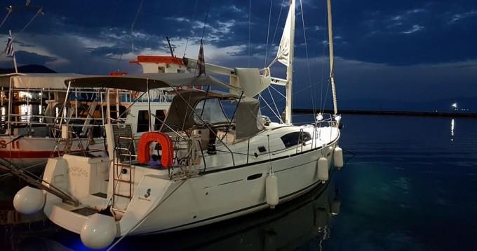 Rental Sailboat in Thassos Island - Bénéteau Oceanis 43
