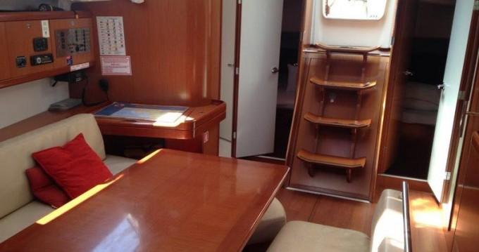 Rental yacht Thassos Island - Bénéteau Oceanis 43 on SamBoat