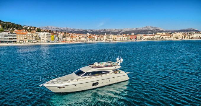 Ferretti Ferretti Yachts 620 between personal and professional Split