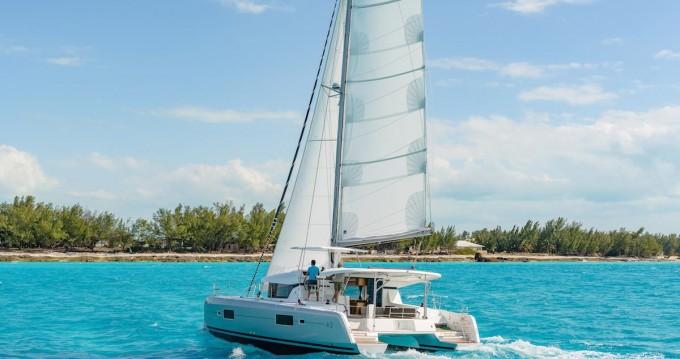 Rental yacht Alimos - Lagoon Lagoon 42 on SamBoat