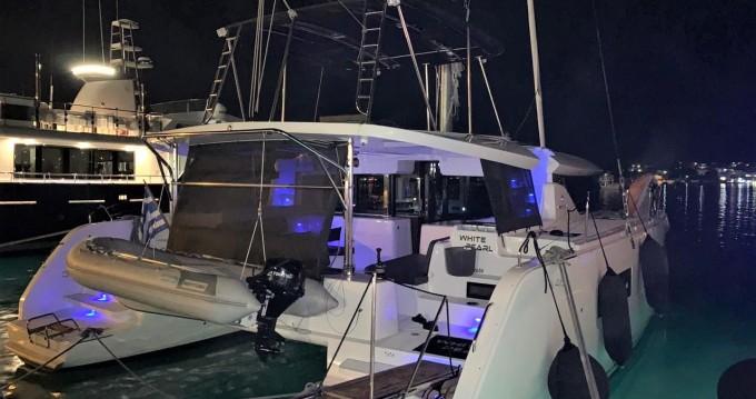 Boat rental Alimos cheap Lagoon 46