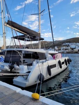 Rental yacht Alimos - Lagoon Lagoon 46 on SamBoat