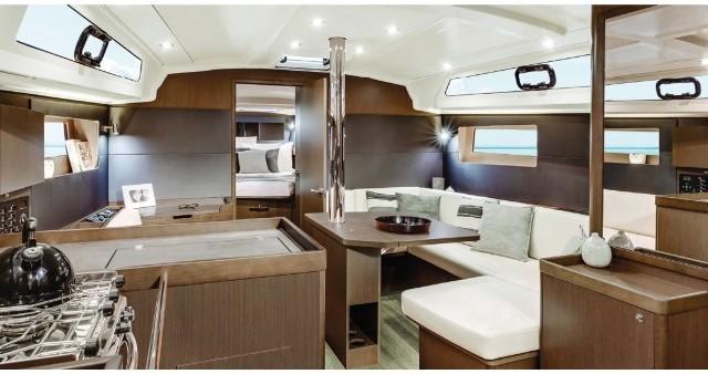 Boat rental Alimos cheap Oceanis 41.1