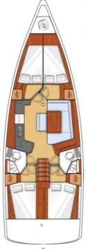 Rent a Bénéteau Oceanis 45 Paros Island