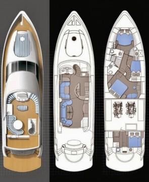 Rental Yacht Yaretti with a permit