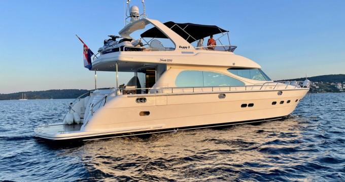 Rental yacht Split - Yaretti Yaretti 2210 - 4 cab. on SamBoat