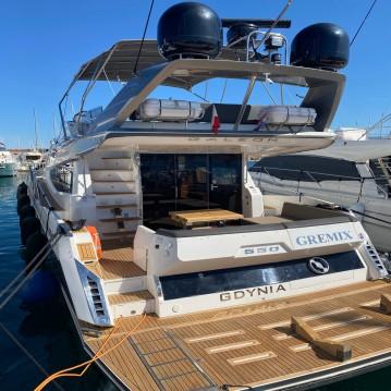 Rental yacht Rogoznica - Galeon Galeon 550 Fly on SamBoat