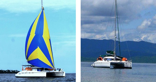 Rental yacht Corazón de Jesús Island - Fountaine Pajot Bahia 46 - 3 + 1 cab. on SamBoat