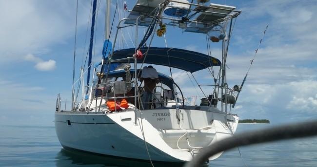 Rental yacht Corazón de Jesús Island - Feeling-Yachts Feeling 446 on SamBoat