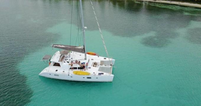 Rent a Lagoon Lagoon 500 Corazón de Jesús Island