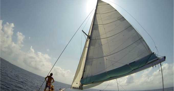 Rental yacht Corazón de Jesús Island - Nautitech Nautitech 40 Open - 3 + 1 cab. on SamBoat