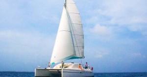 Rental Catamaran in Corazón de Jesús Island - Nautitech Nautitech 40 Open - 3 + 1 cab.