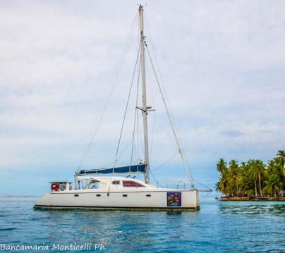 Rental Catamaran in Corazón de Jesús Island - Nautitech Nautitech 44