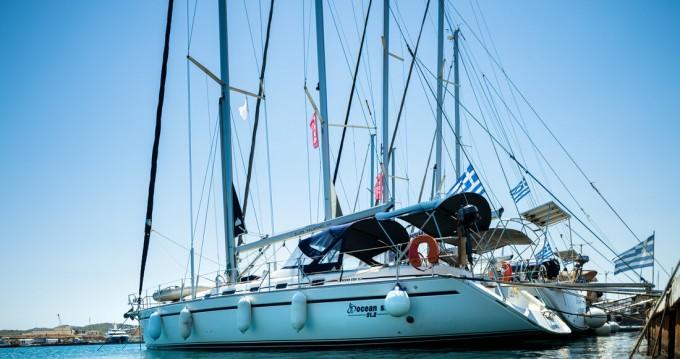 Boat rental Lávrio cheap Ocean Star 51.2 - 4 + 1 cab.