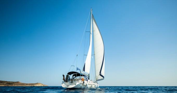 Ocean Star Ocean Star 51.2 - 4 + 1 cab. between personal and professional Lávrio