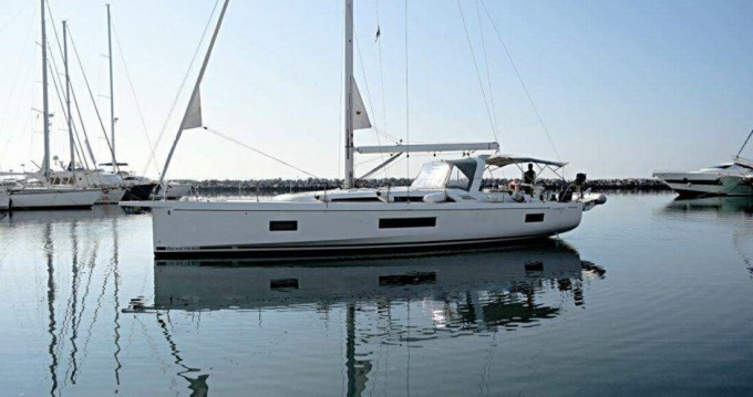 Boat rental Sami cheap Oceanis 51.1 OW - 3 + 1 cab.