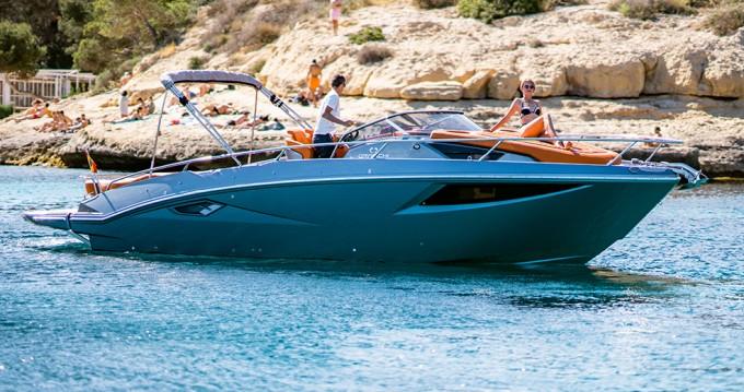 Boat rental Palma de Mallorca cheap Cranchi 30 Endurance