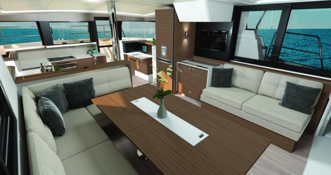 Rental yacht Capo d'Orlando - Bali Catamarans Bali 4.2 on SamBoat