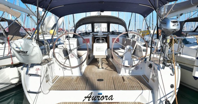 Boat rental Biograd na Moru cheap Cruiser 41