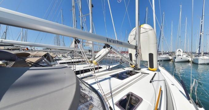 Boat rental Bavaria Cruiser 41 in Biograd na Moru on Samboat