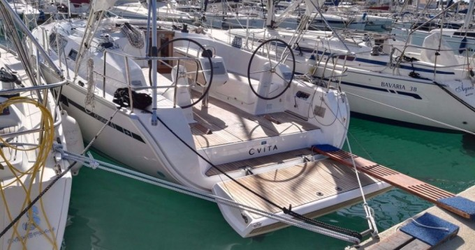 Rental Sailboat in Jezera - Bavaria Cruiser 41