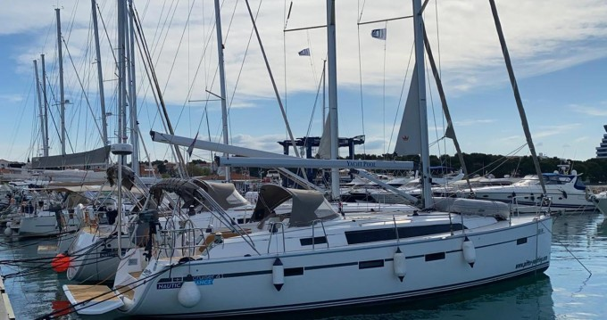 Rental Sailboat in Vodice - Bavaria Cruiser 41