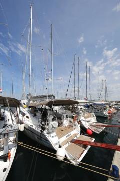 Boat rental Biograd na Moru cheap Cruiser 41S