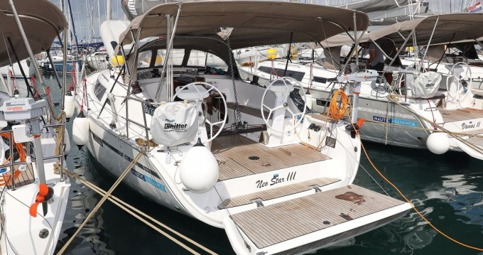 Hire Sailboat with or without skipper Bavaria Biograd na Moru