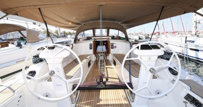 Bavaria Cruiser 41S between personal and professional Biograd na Moru