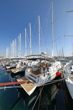 Boat rental Biograd na Moru cheap Cruiser 45