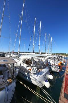 Boat rental Pula cheap Cruiser 45