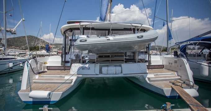 Rental yacht Seget Donji - Lagoon Lagoon 42 on SamBoat