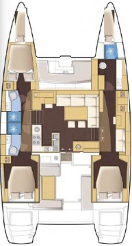 Hire Catamaran with or without skipper Lagoon Phuket Yacht Haven Marina