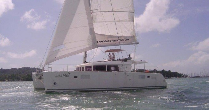 Rental Catamaran in Phuket Yacht Haven Marina - Lagoon Lagoon 450