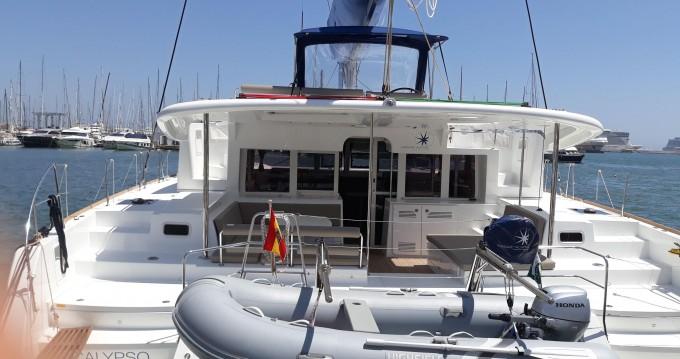 Rental Catamaran in Palma de Mallorca - Lagoon Lagoon 450 F