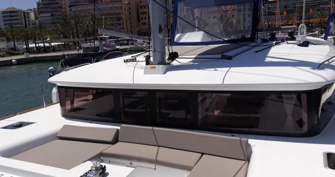 Rent a Lagoon Lagoon 450 F Palma de Mallorca