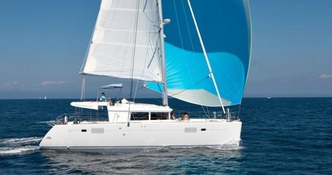 Rental yacht Marsh Harbour - Lagoon Lagoon 450 F on SamBoat