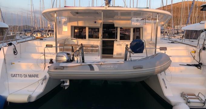 Rental yacht Eden Island - Lagoon Lagoon 450 F on SamBoat