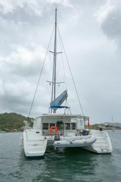 Rental yacht Marina Cay - Lagoon Lagoon 450 F on SamBoat