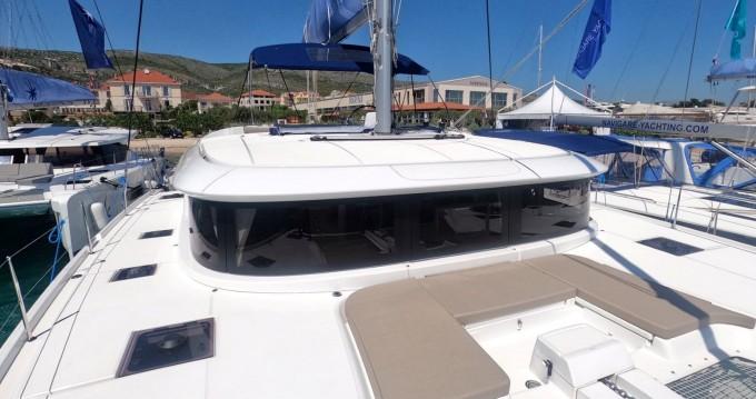Rental yacht Seget Donji - Lagoon Lagoon 46 on SamBoat