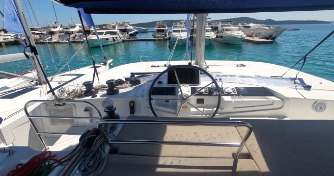 Boat rental Seget Donji cheap Lagoon 46