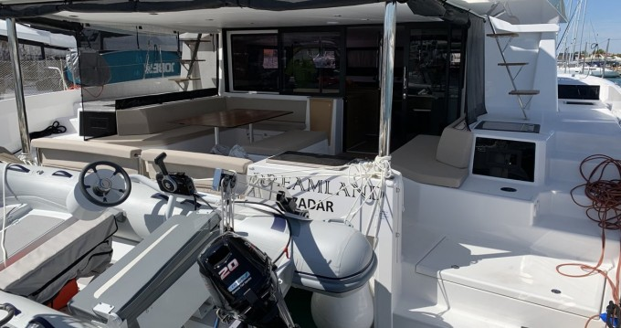 Rental yacht Sukošan - Dufour Dufour 48 Catamaran - 5 + 1 cab. on SamBoat