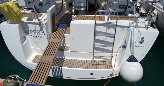 Rental Sailboat in Sukošan - Bénéteau Oceanis 50 Family