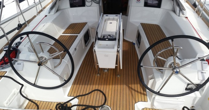 Boat rental Sukošan cheap Sun Odyssey 379