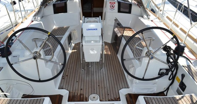 Rental yacht Sukošan - Jeanneau Sun Odyssey 379 on SamBoat