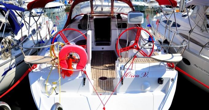 Boat rental Elan Impression 394 in Izola on Samboat