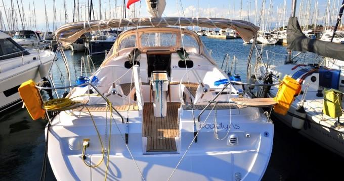 Boat rental Izola cheap Impression 444