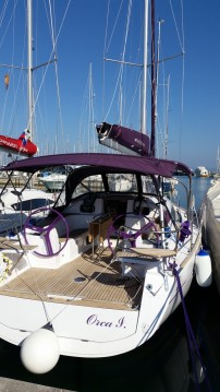 Hire Sailboat with or without skipper Elan Izola
